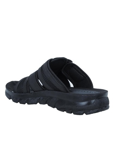 Maxvel Spor Sandalet Siyah